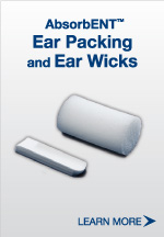 Ear Packing