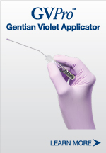 GVPro Gentian Violet Applicator