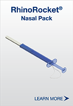 RhinoRocket Nasal Pack